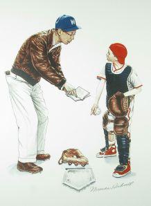 Rockwell Baseball